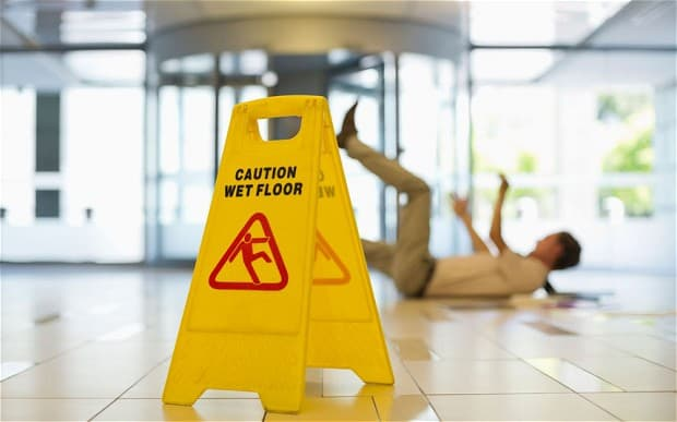 Leicester Floor Slip Proof Services.
