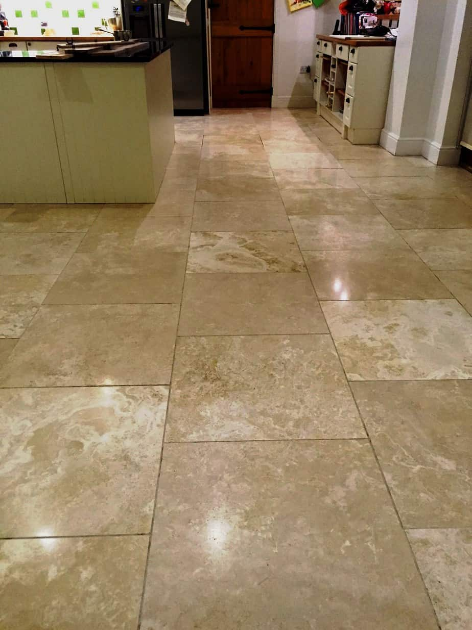 coalville travertine hard floor cleaning polishing