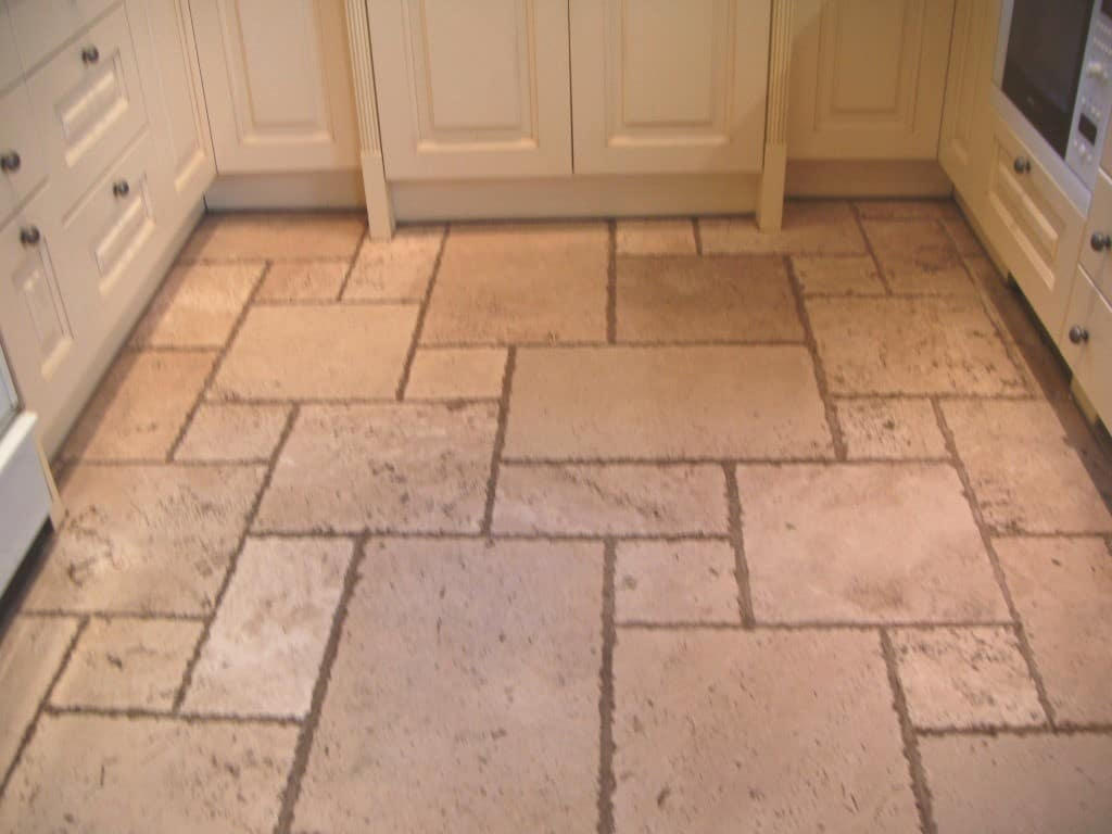 Leicestershire 5 Travertine Hard Floor Cleaning Restoration